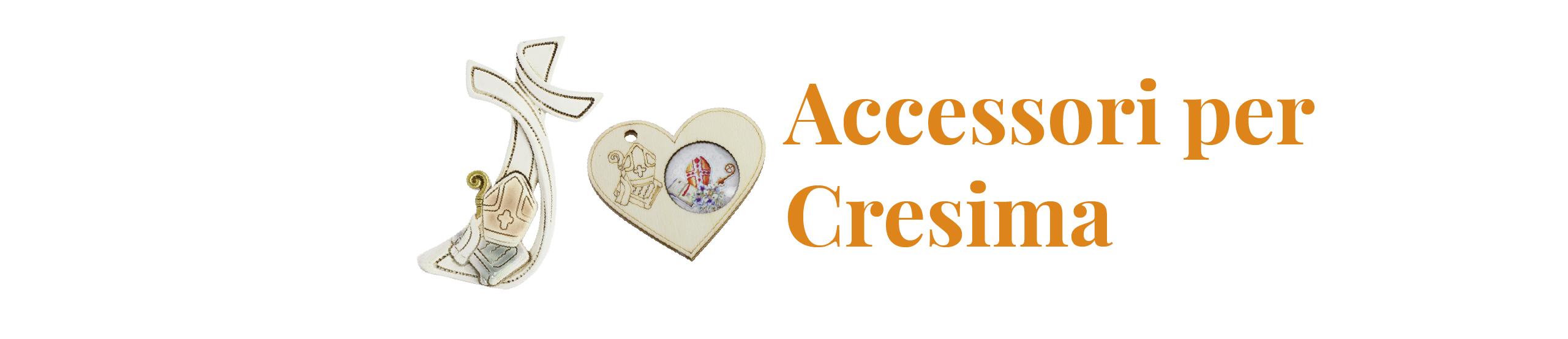Accessori per cresima