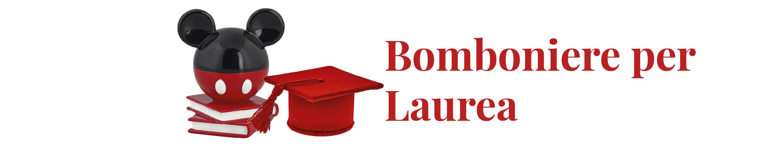 Bomboniere per laurea