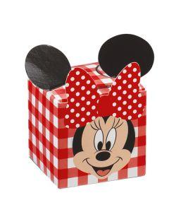 Cubo Portaconfetti Disney Party con stampa Topolina