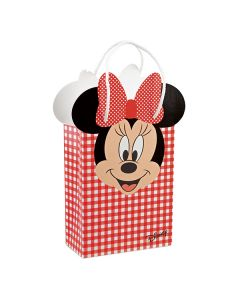 Shopper piccolo Disney Party con stampa Topolina
