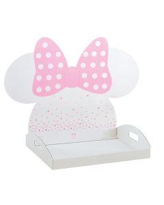 Cesto per bomboniere Disney Stars Topolina rosa