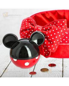 Bomboniera Mickey Disney salvadanaio
