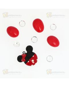 Accessorio applicazione Minnie Disney