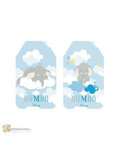 Bigliettino tag Dumbo cielo