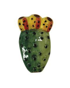 Bomboniera magnete Nicarè pala fico d'india colorata