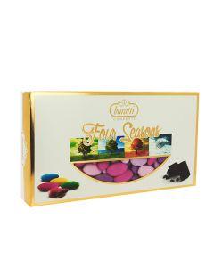 Confetti cioccolato sfumati primavera lilla