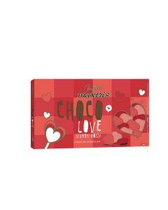 Cuoriandoli sfumati cioccolato rosso