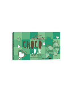 Cuoriandoli sfumati cioccolato verde