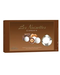Ciocconocciola gianduia bianco