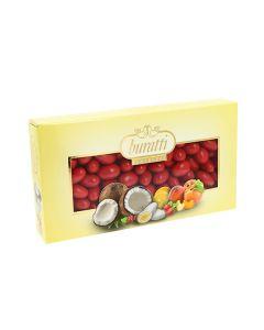 Cioccomandorla tenerezze mix frutta rosso