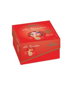 Dolce laurea incartati ciocconocciola rosso