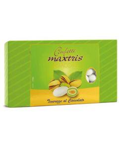Cioccomandorla pistacchio bianco