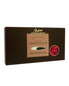 Confetti cioccolato rosso