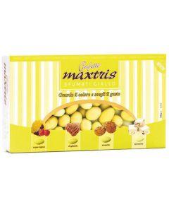 Cioccomandorla sfumati giallo gusti assortiti
