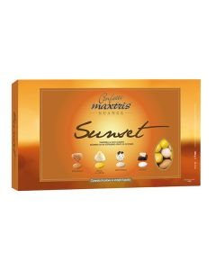 Cioccomandorla nuance sunset gusti assortiti